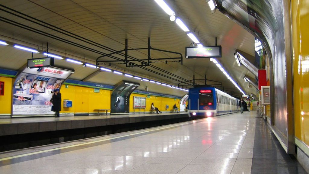 Metro de Madrid: Servicios afectados por la huelga de los maquinistas