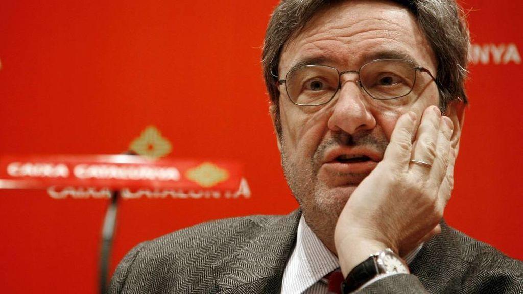 Fianza de casi 10 millones de euros a Narcís Serra y la cúpula de Caixa Catalunya