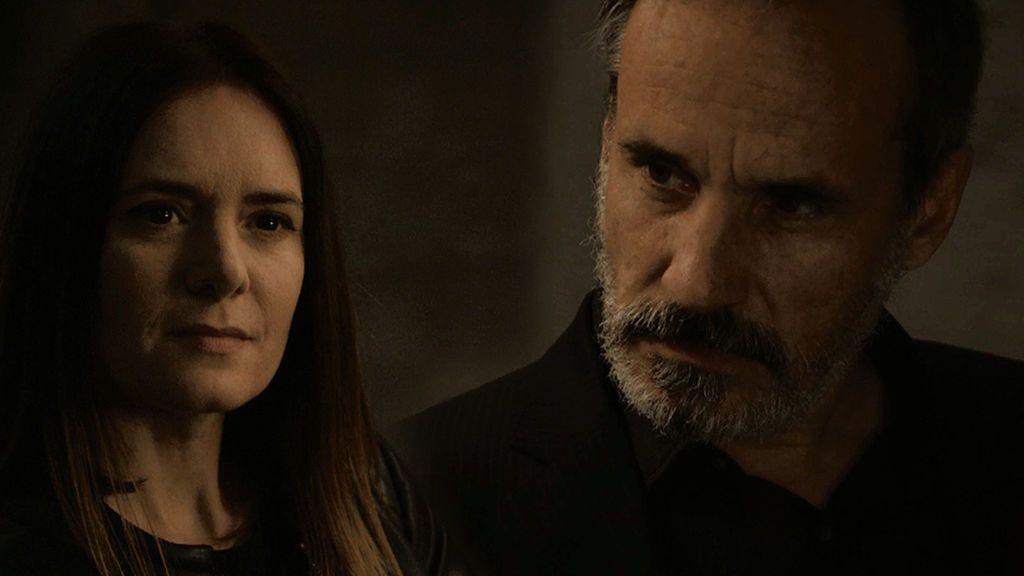 Elías confiesa a Marta Hess que mató a Ezequiel Cortés
