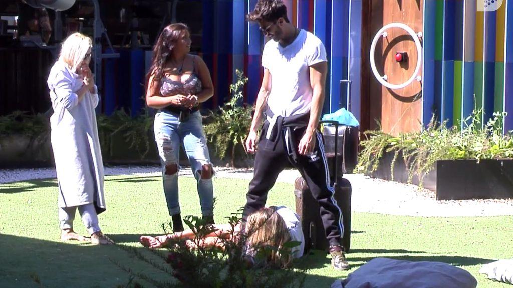 Daniela y Alyson, las finalistas de 'GH VIP', se despiden de sus invitados
