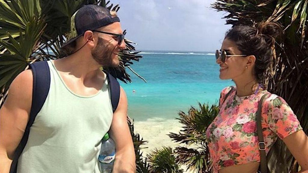 Lidia y Matías, amor en las playas de México
