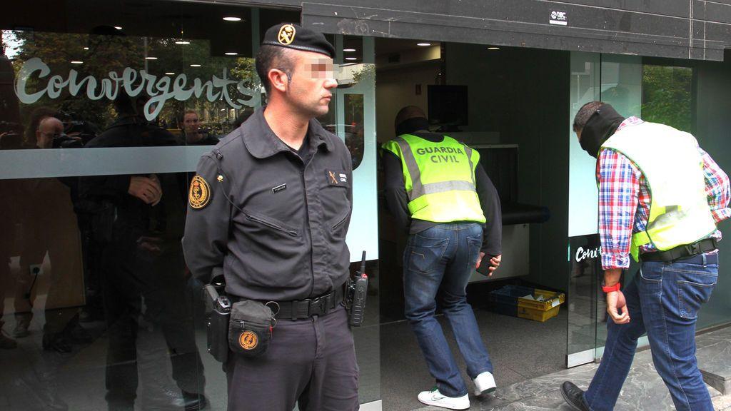 Ferrovial financiaba ilegalmente a CDC a través del Palau, según la Policía