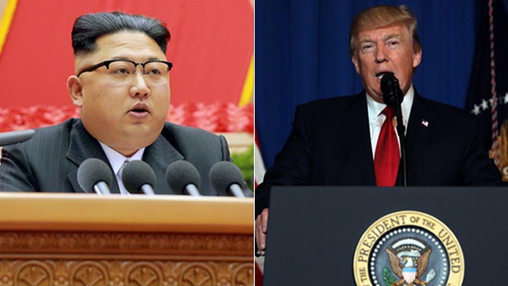 Nueva crisis diplomática de Estados Unidos y Corea del Norte