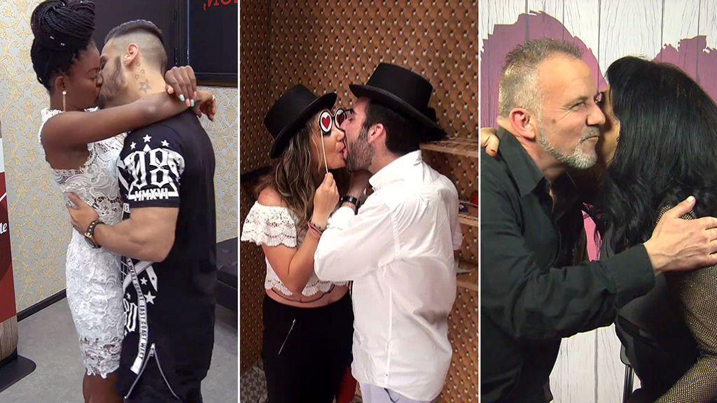 En 'First Dates' nos encantan los besos pero en estos 5 lugares... dar un beso es una ofensa