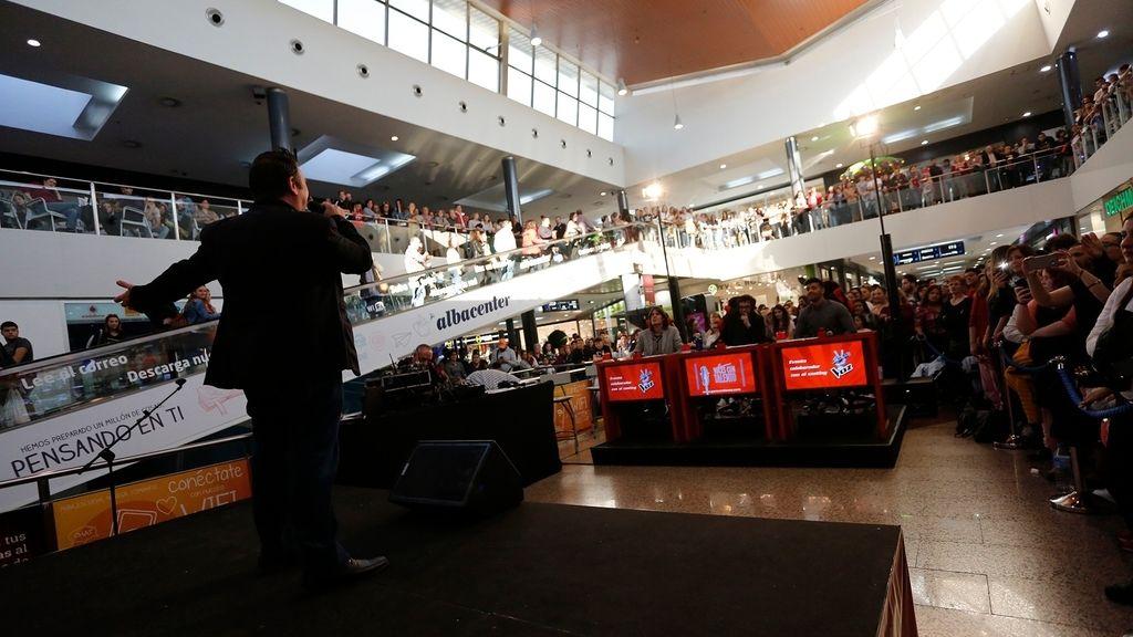 'Gana con tu voz' en Albacete