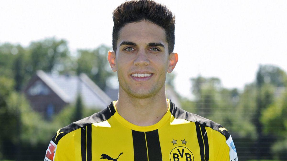 Marc Bartra, herido tras una explosión en Dortmund contra el autobús del Borussia