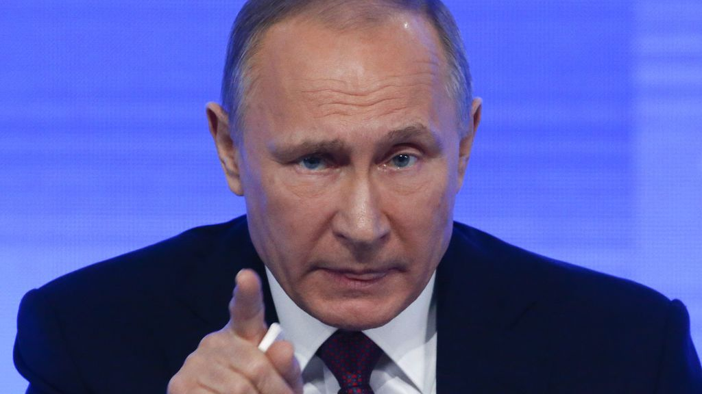 """Putin asegura que con Trump ha empeorado la relación """"en el aspecto militar"""""""