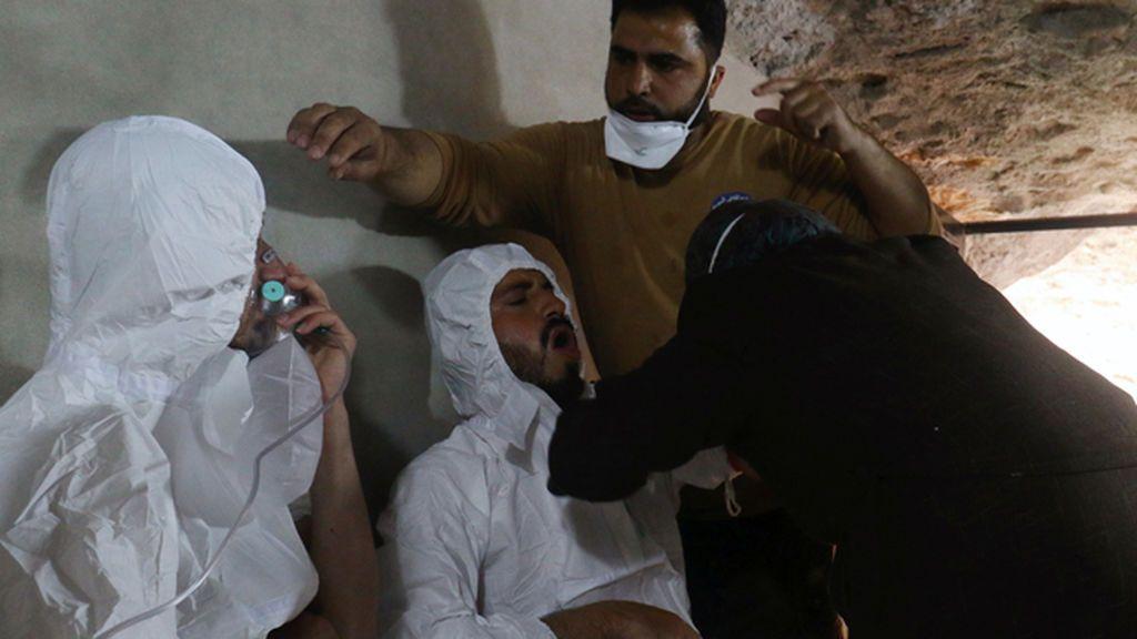 Científicos británicos confirman el uso de gas sarín en el ataque en Idlib