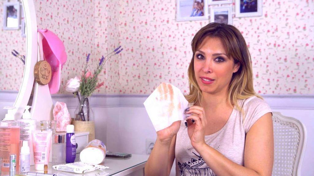 ¡Desmaquíllate con los trucos de Gisela! Cinco pasos para mimar tu piel de verdad