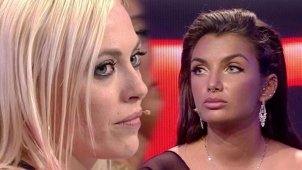 """Daniela confirma su reconciliación con Elettra: """"Veo cosas que no me gustan, pero eso ya ha pasado"""""""
