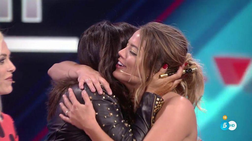 'GH VIP' hace posible lo imposible... '¡Alyson y Aída se reconcilian!