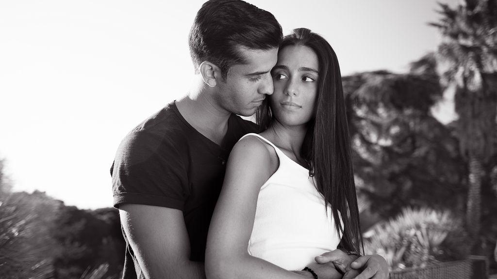 Claudia y Yera nos dejan boquiabiertos con su romántica sesión de fotos