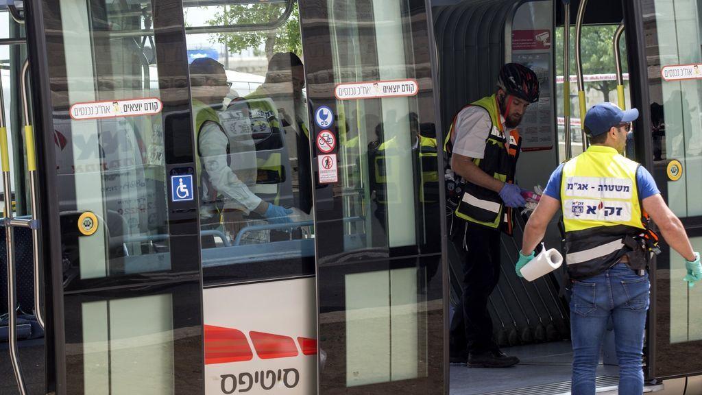 Una joven británica muere apuñalada en el tranvía de Jerusalén