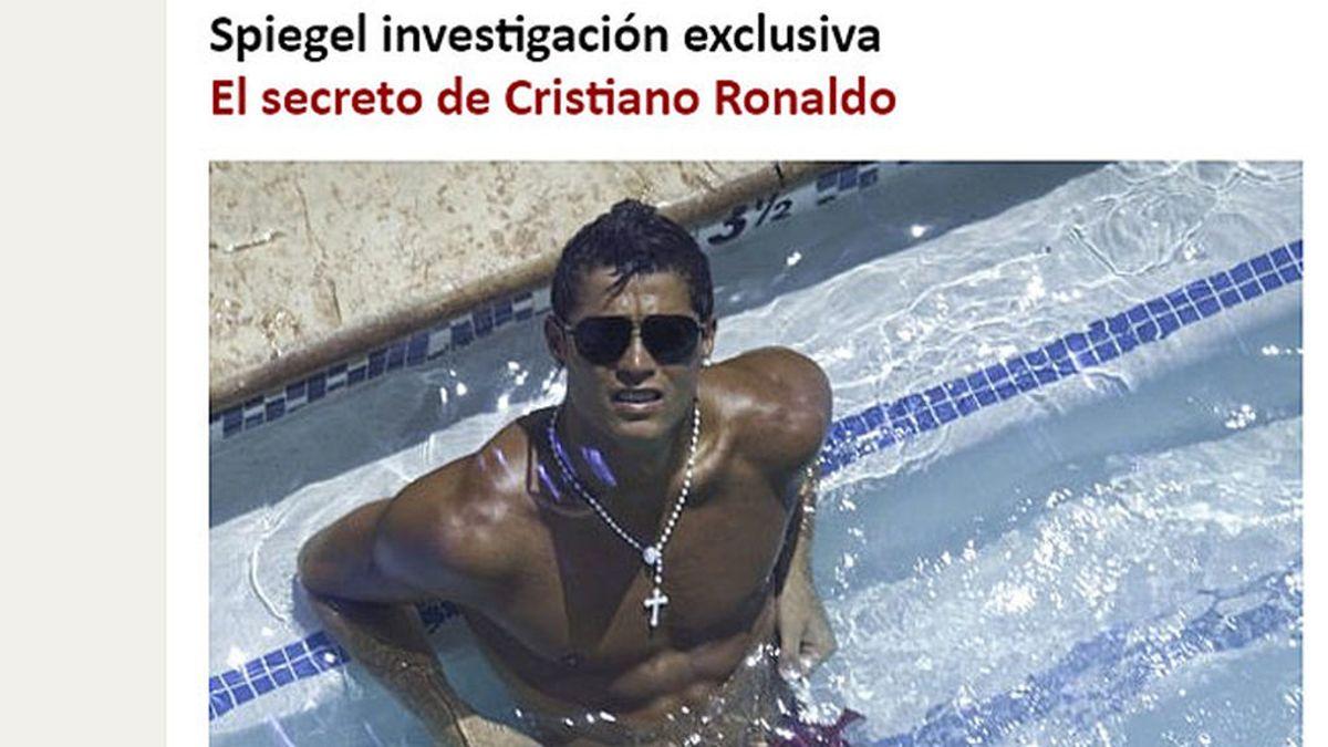 El semanario alemán Der Spiegel afirma que Cristiano pagó 258.000 euros para evitar un juicio por violación en 2010