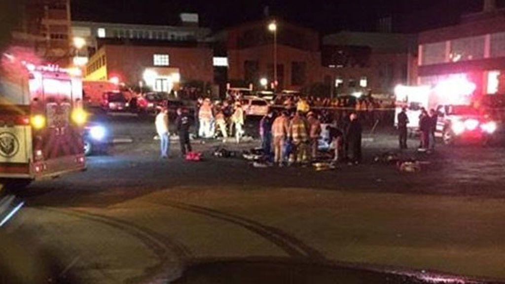 Cuatro heridos por la explosión de un cohete experimental en la Universidad de Idaho