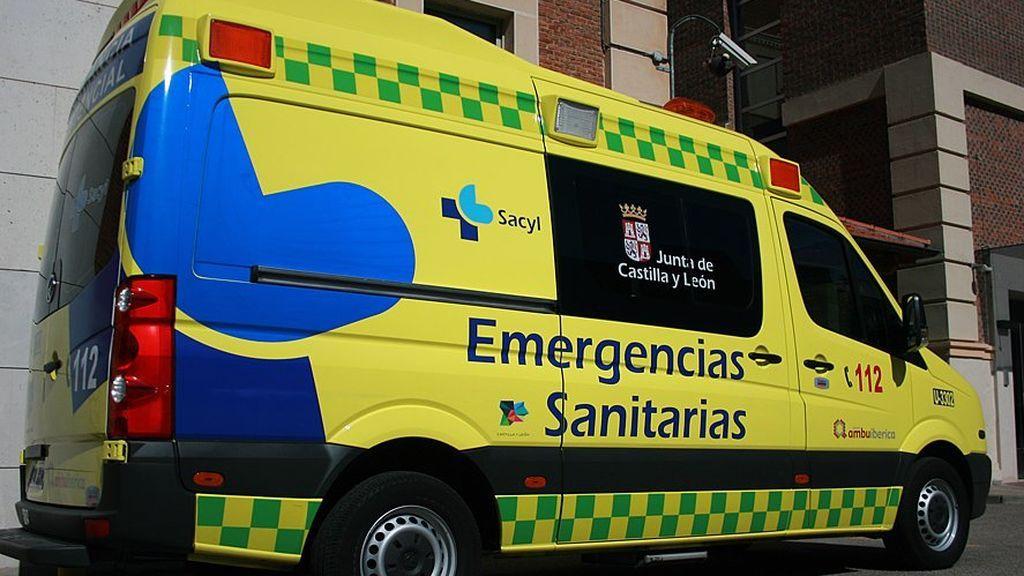 Heridas dos jóvenes atropelladas por un turismo en Aguilar de Campoo, Palencia