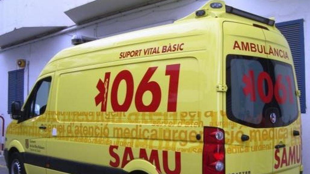 Un conductor novel atropella a cinco personas en Palma de Mallorca