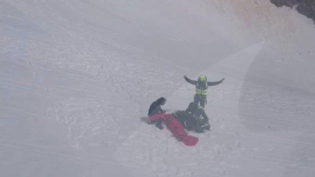 Muere un montañero tras caer 200 metros en el Pico Arnales, en Panticosa