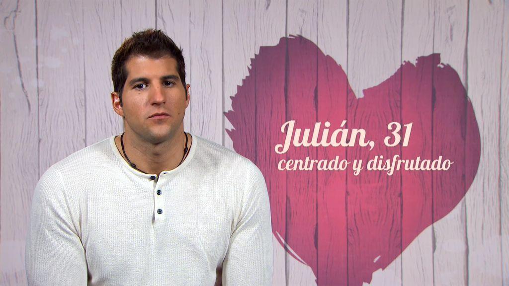 """Julián Contreras, se sincera: """"Fui un error en la vida de mi ex pareja"""""""
