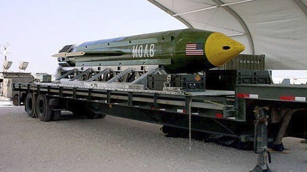 Aumentan a 94 los yihadistas muertos por la bomba MOAB de EEUU en  Afganistán