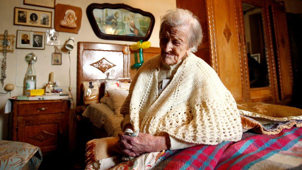 Fallece Emma Morano, la mujer más longeva del mundo