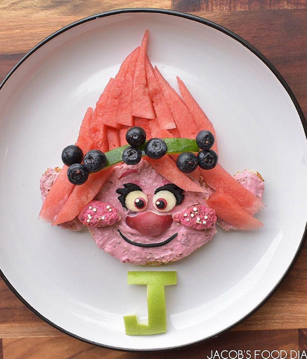 Quiso cocinar atractivos platos para su hijo y se li se for Cocinar para 9