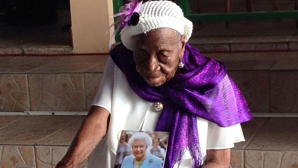 La nueva persona más vieja del mundo es jamaicana