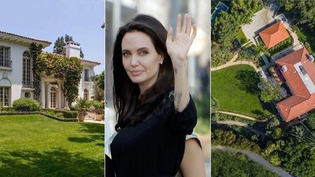 Angelina Jolie compra la casa de Cecil B. DeMille por 25 millones de dólares