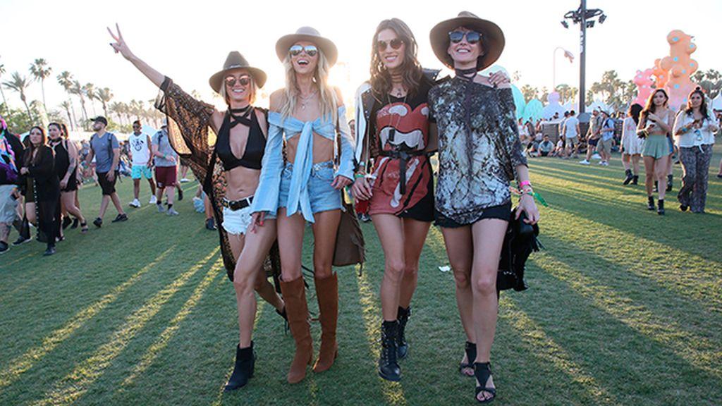 Los mejores estilismos del Festival de Coachella