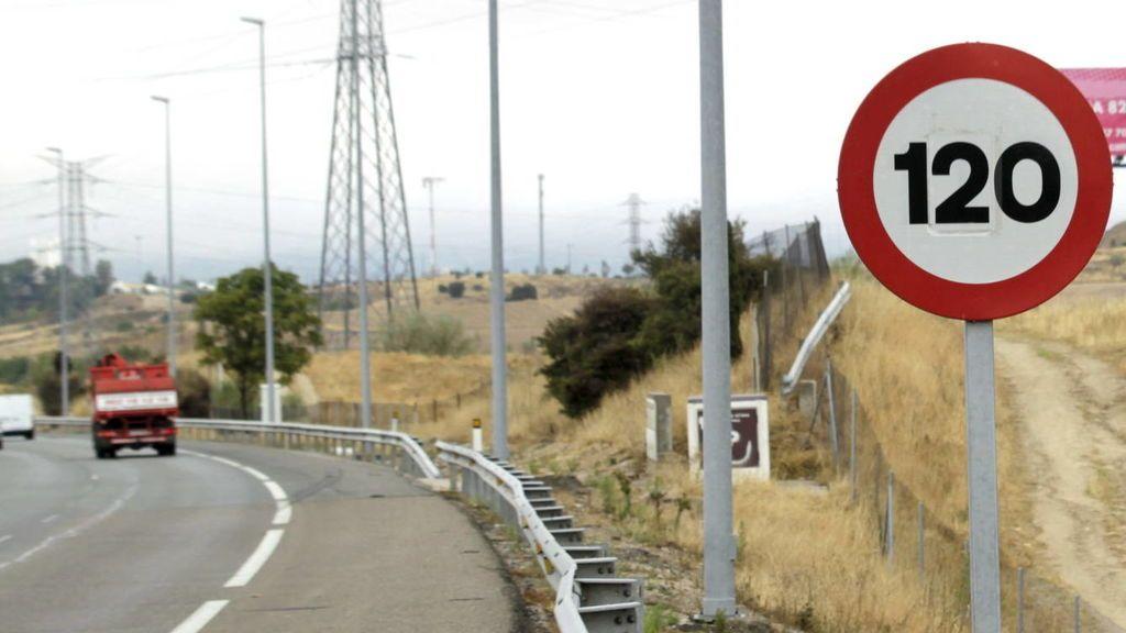 Tráfico duplica los controles de velocidad en las carreteras hasta el 23 de abril