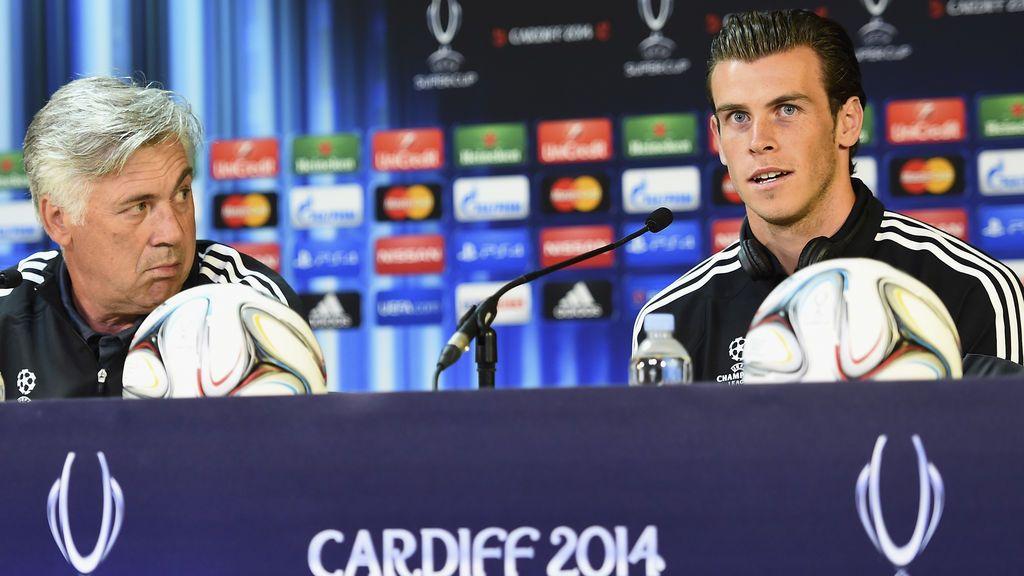 """Ancelotti revela los motivos de su salida del Madrid: """"Bale llamó quejándose por no jugar por el centro"""""""