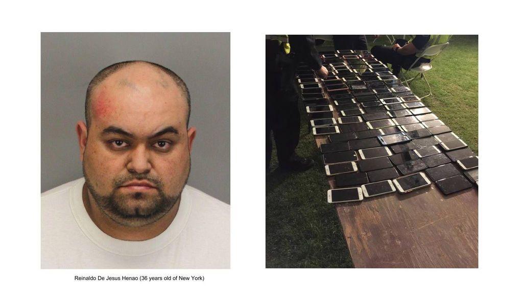 Un hombre roba más de cien teléfonos en el primer día de Coachella, el festival de los 'influencers'