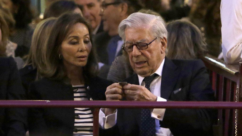 Sevilla tiene un color especial para Isabel Preysler y Mario Vargas Llosa