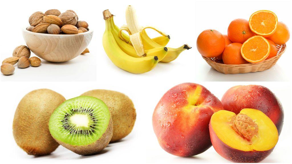 Cinco frutas que ayudan a combatir el envejecimiento