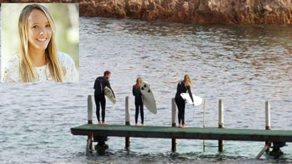 Un tiburón ataca mortalmente a una joven de 17 años cuando surfeaba con su padre en Australia