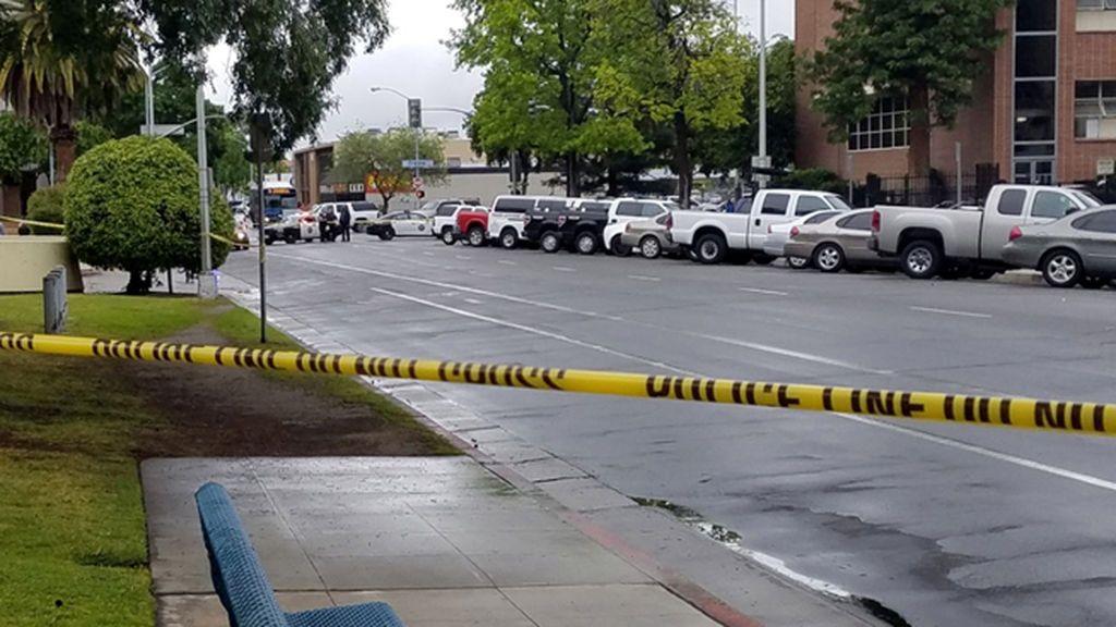 Tres muertos por un tiroteo en el centro de la ciudad estadounidense de Fresno