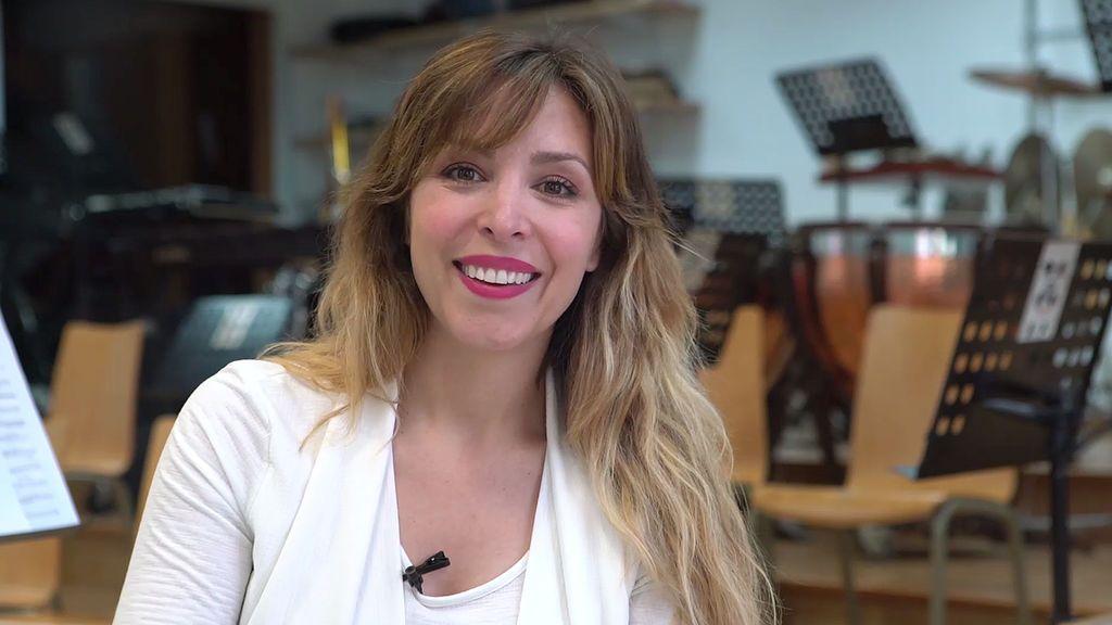 En exclusiva, nos colamos en el ensayo del concierto más especial de Gisela