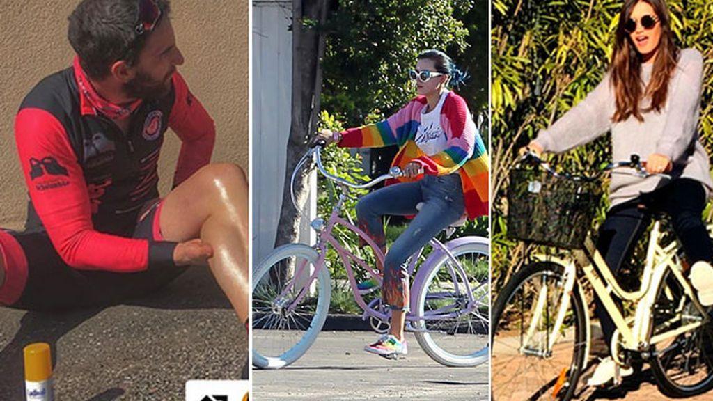 Nosolohipsters: las bicicletas también son para los famosos
