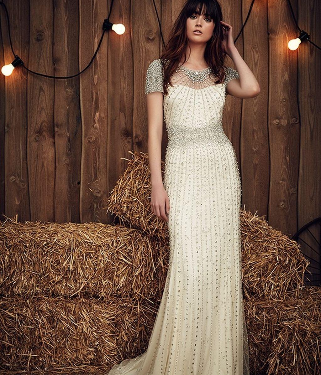 Vestido de novia de Jenny Packham