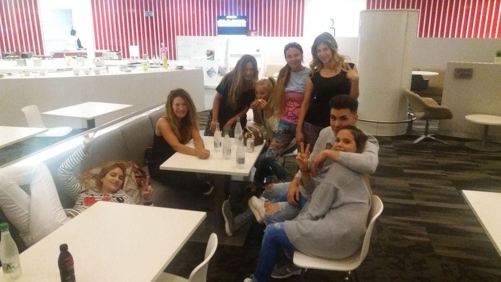 Así fue el viaje de los 'Supervivientes' hasta Honduras: risas, brindis y buen rollo