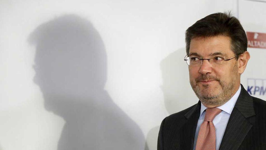 Rivera quiere que Catalá aclare en el Congreso si ordena a los fiscales no investigar ciertos casos de corrupción