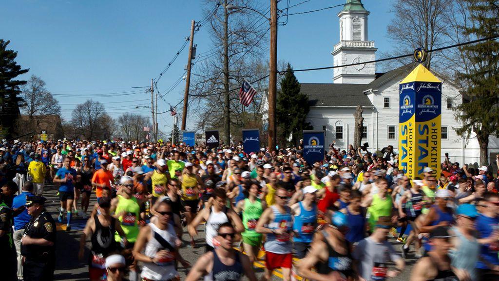 """Adidas pide perdón por su mail a los runners de la Maratón de Boston: """"¡Enohorabuena, has sobrevivivdo!"""""""