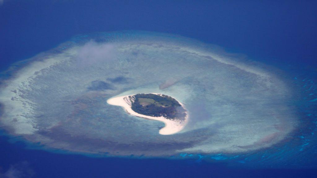 Espectacular isla deshabitada