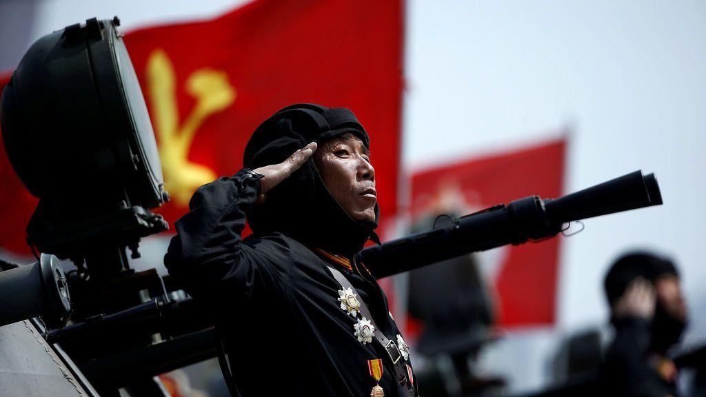 """""""Corea del Norte está lista para una guerra total en caso de que EEUU la inicie"""""""