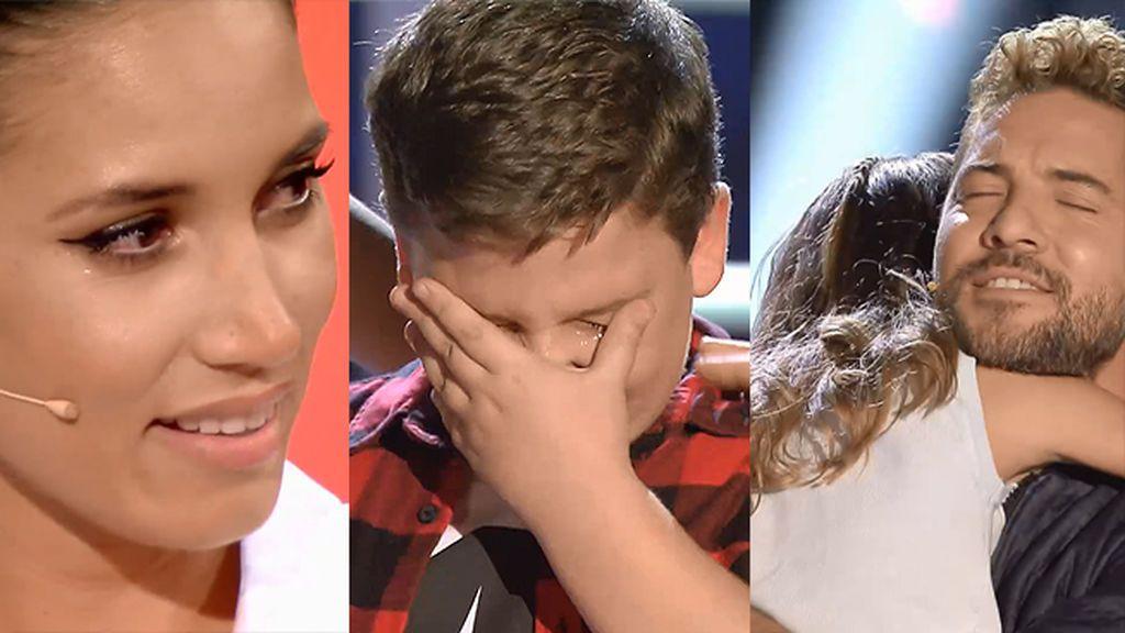 Máxima emoción en las últimas batallas: lágrimas, talento y corazón sobre el escenario