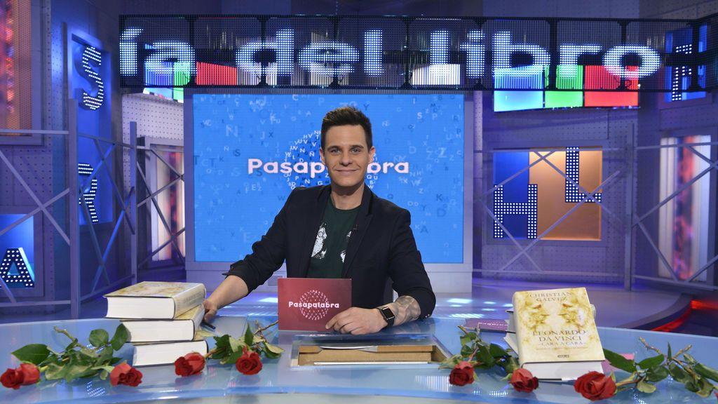 'Pasapalabra' celebra el Día del Libro por todo lo alto el próximo domingo