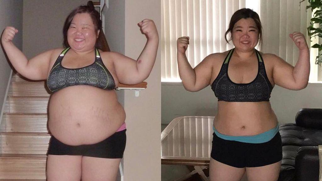 La reacción de una bloguera con sobrepeso tras criticarla por ir al gimnasio