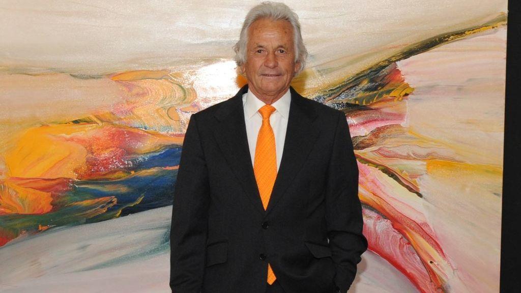 Palomo Linares, sedado y con ventilación mecánica