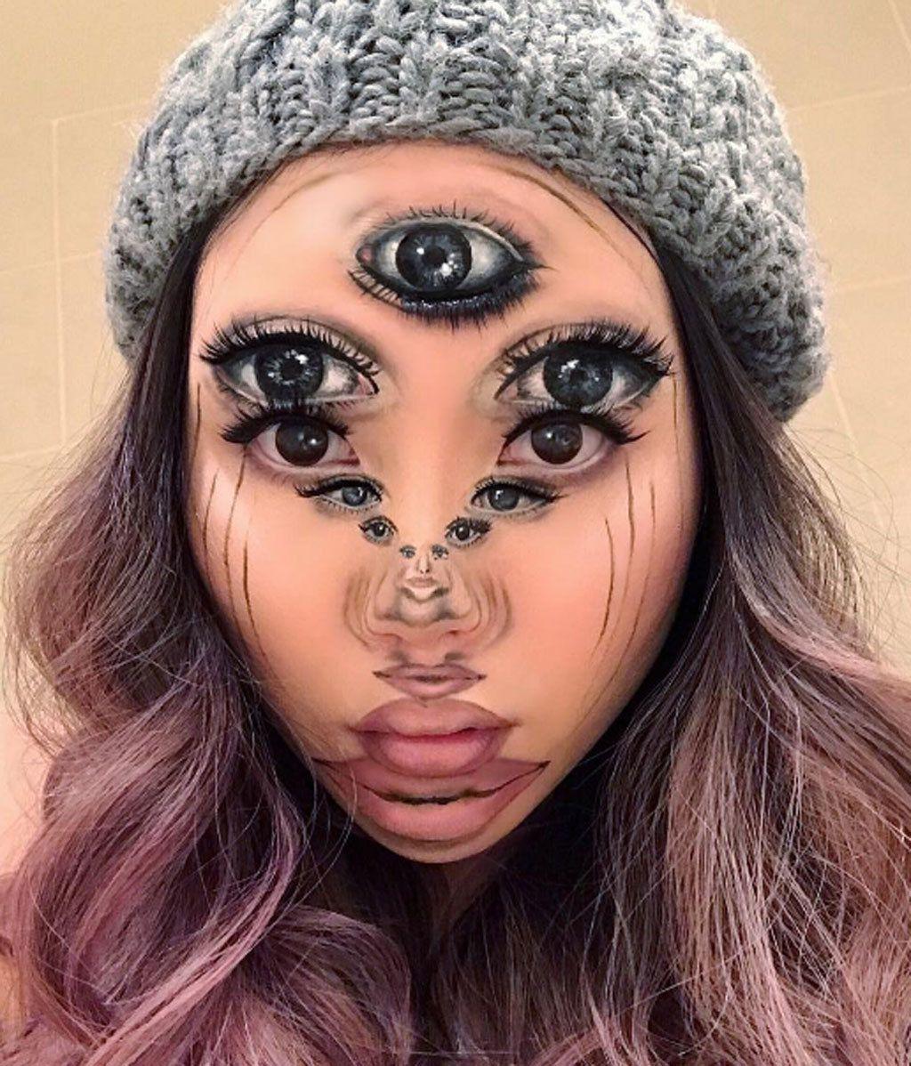 Mimi Choi, o cómo hacer magia con el maquillaje