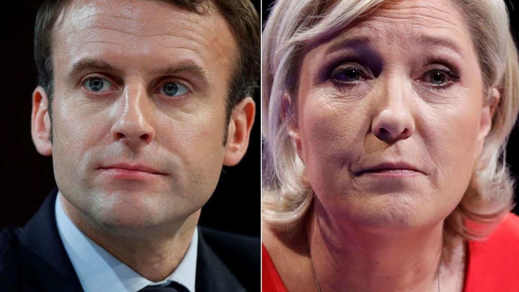 Minuto a minuto, así transcurre la noche electoral en Francia